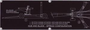 Aluminum MetalPhoto Instruction Plate