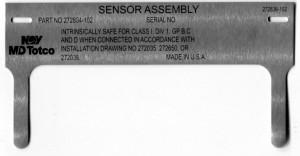 Aluminum MetalPhoto Sensor Assembly