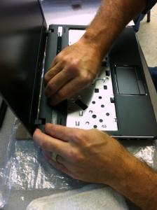 Custom Assembly:  Re-branding Laptops