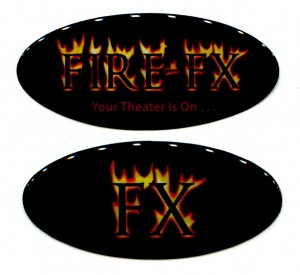 Oval Branding, Logo Badges