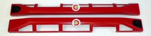 Circular Domed Branding Labels