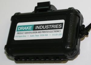 Plastic Case Rebranding Label