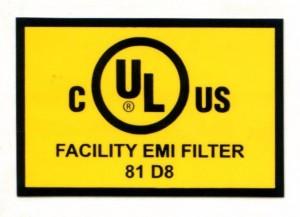 Polyester Regulatory Label